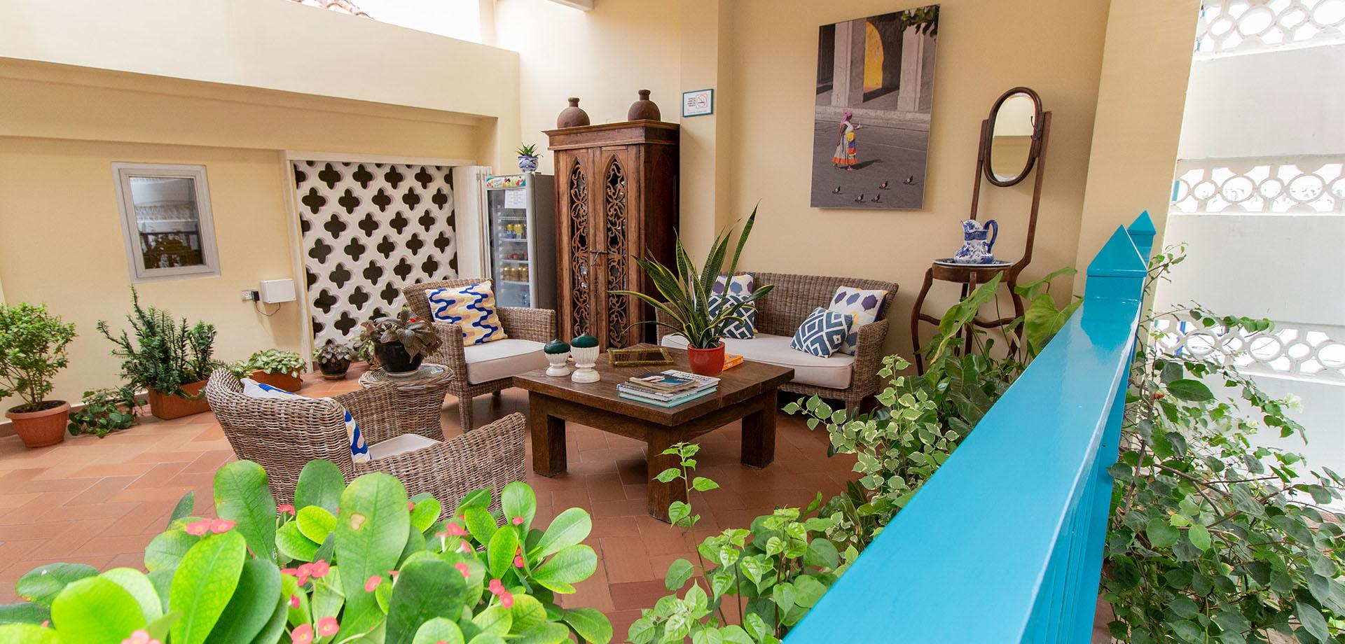 Hotel Posada La Fe Cartagena